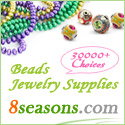 Jewelry Supplies from 8seasons