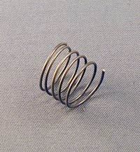 Make a coil of wire by wrapping a length of wire around your dowel or marker