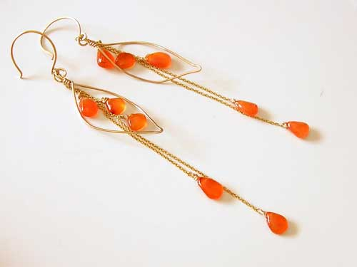 Beautiful Wire Earring Designs Images Electrical Circuit
