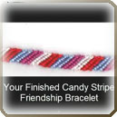 Learn all the basic knots for making floss friendship bracelets. Go to