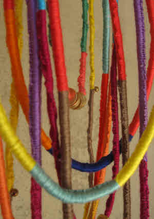 Embroidery Floss Friendship Bracelets - Crafts - free, easy