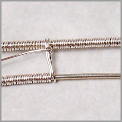 Wrapped Connector Post 7