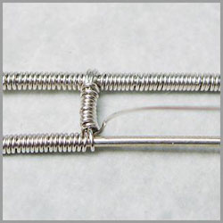 Wrapped Connector Post 8