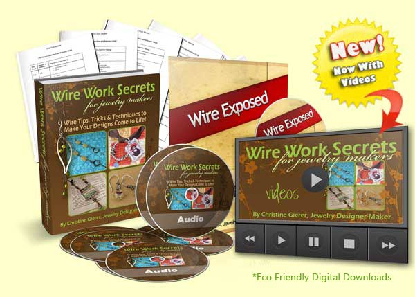 Get Wire Work Secrets Ultimate Gold for 50% off!