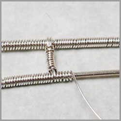 Wrapped Connector Post 9