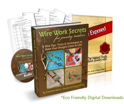 Get Wire Work Secrets for 50% off