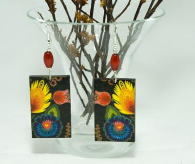 Folk Earrings