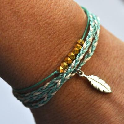 Triple Wrap Friendship Bracelet
