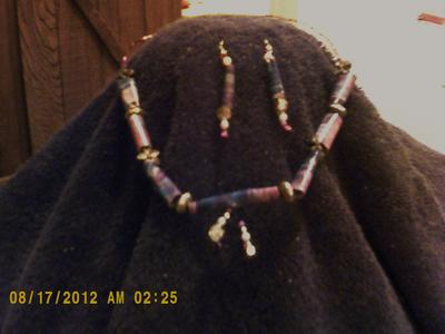 Can You Guess What I Used To Make The Beads?