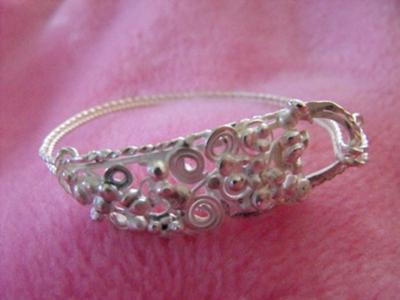 A very charming bracelet by Tracey!