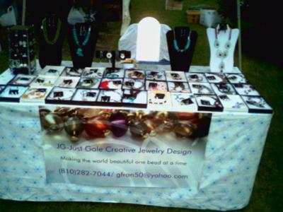 Turquoise at the Market